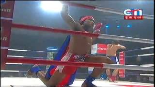 this is khmer boxing asian 2 at CTN part I....it is good video and ...