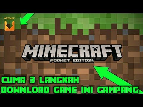 Terbaru Cara Download Minecraft Pe All Version Gratis Youtube