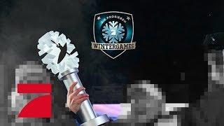 Finale: Wer gewinnt die Wintergames im Snow-Kajak? | Die ProSieben Wintergames | 01.01.70 | Staffel