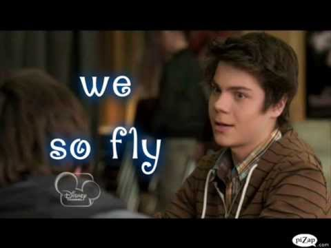 We so fly - Atticus Mitchell (lyrics)