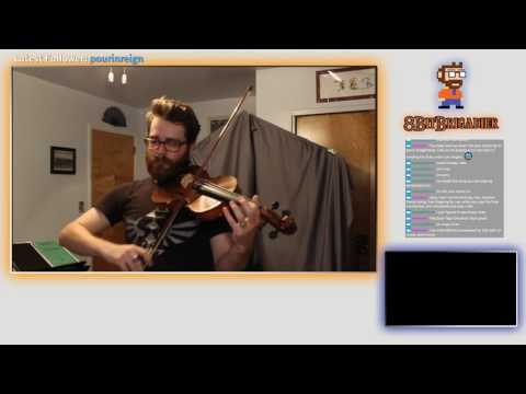 Norwegian Fiddle Music! [8BitBrigadier Stream Highlight]