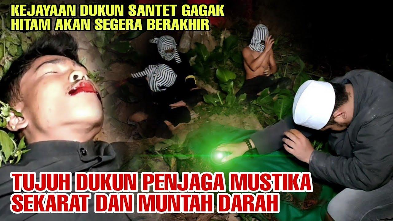 Download 7 DUKUN M4TI!!!PEREBUTAN MUSTIKA GAGAK HITAM DI WARNAI PERTEMPURAN DAHSYAT