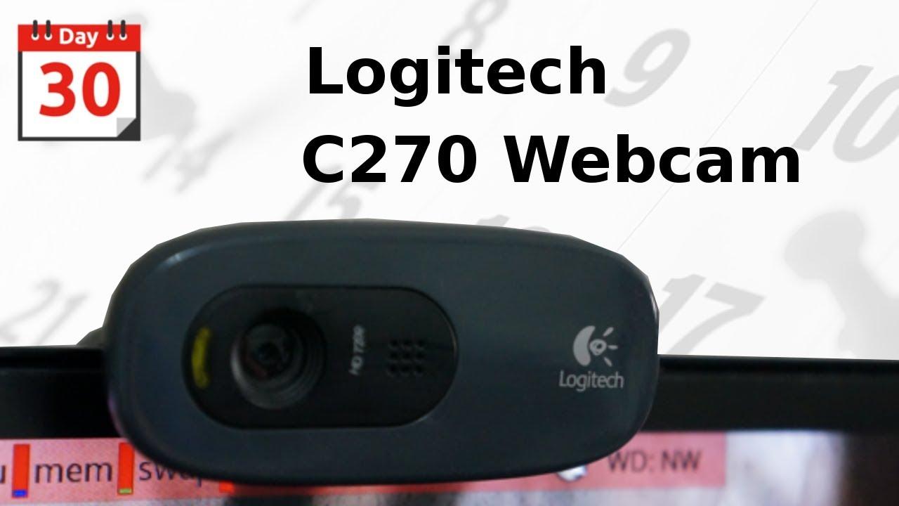 Webcam logitech C270: reviews 7