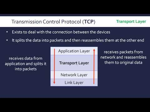 TCP, IP, HTTP/S and FTP