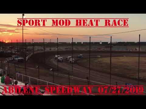 07/27/2019 Austin's Heat Race @ Abilene Speedway