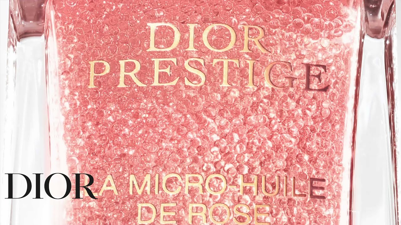 DIOR PRESTIGE - New La Micro-Huile de Rose Advanced Serum