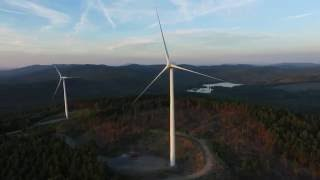 Lempster Wind Farm, New Hampshire, USA