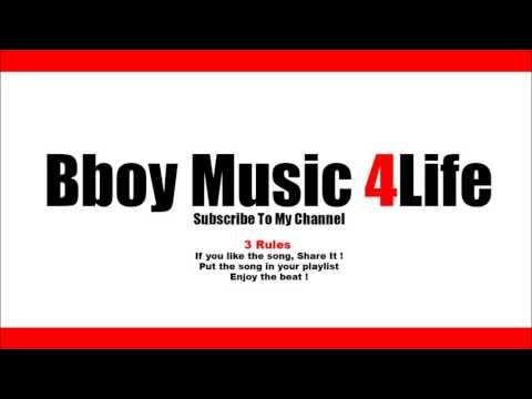 Dj Lean Rock - Be Twn The Brks - SBR Session 2   Bboy Music 4 Life 2015