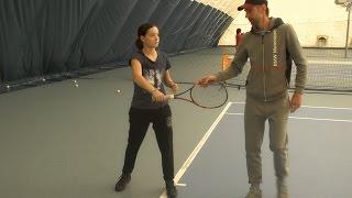 Теннис. Дневник тренировок. 13.
