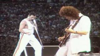 Queen - I Want To Break Free  Live At Wembley