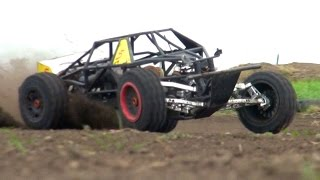 RC ADVENTURES -  Large Scale Radio Control Trucks on the Track