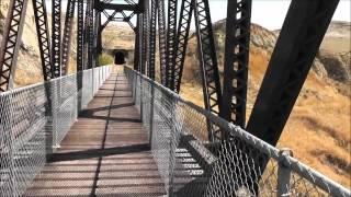 Fairview Bridge Cartwright Tunnel Trail