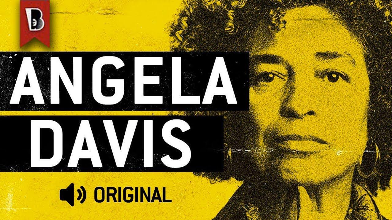 ANGELA DAVIS | A liberdade é uma luta constante [áudio original]