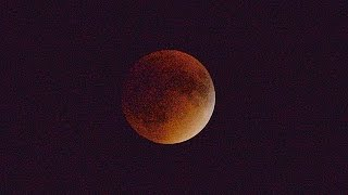 Super Blood Moon New York City, NYC