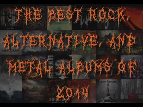 The Best Rock, Alternative, and Metal Albums and EPs of 2014