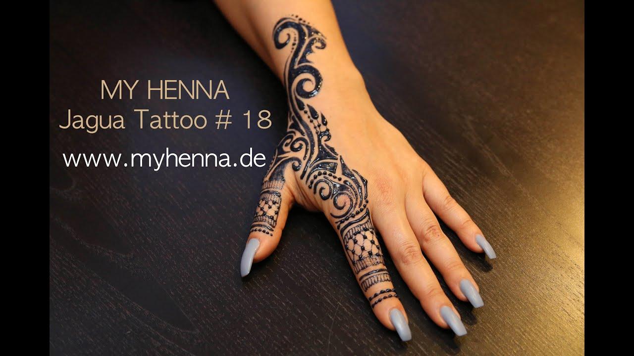 Jagua Henna Tattoo Review: Jagua Tattoo # 18
