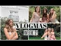 a WEEK in my LIFE as a MODEL| VLOGMAS week 2!
