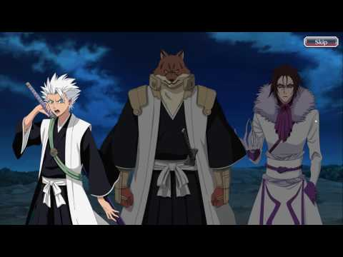 Bleach Brave Souls Side Quest (Zanpakuto The Alternate Tale Chapter 1)