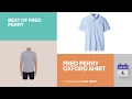 Fred Perry Oxford Shirt Best Of Fred Perry