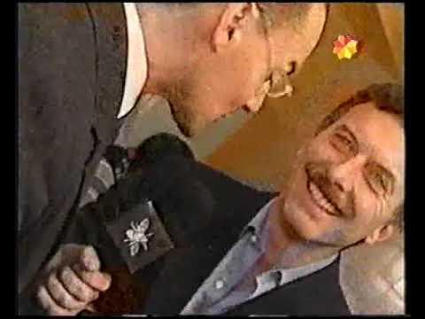2003 CQC Nota Mauricio Macri comedor en Los Piletones