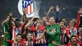 Marseille 0-3 Atletico Madrid - Europa League Final - All Goals And Highlights