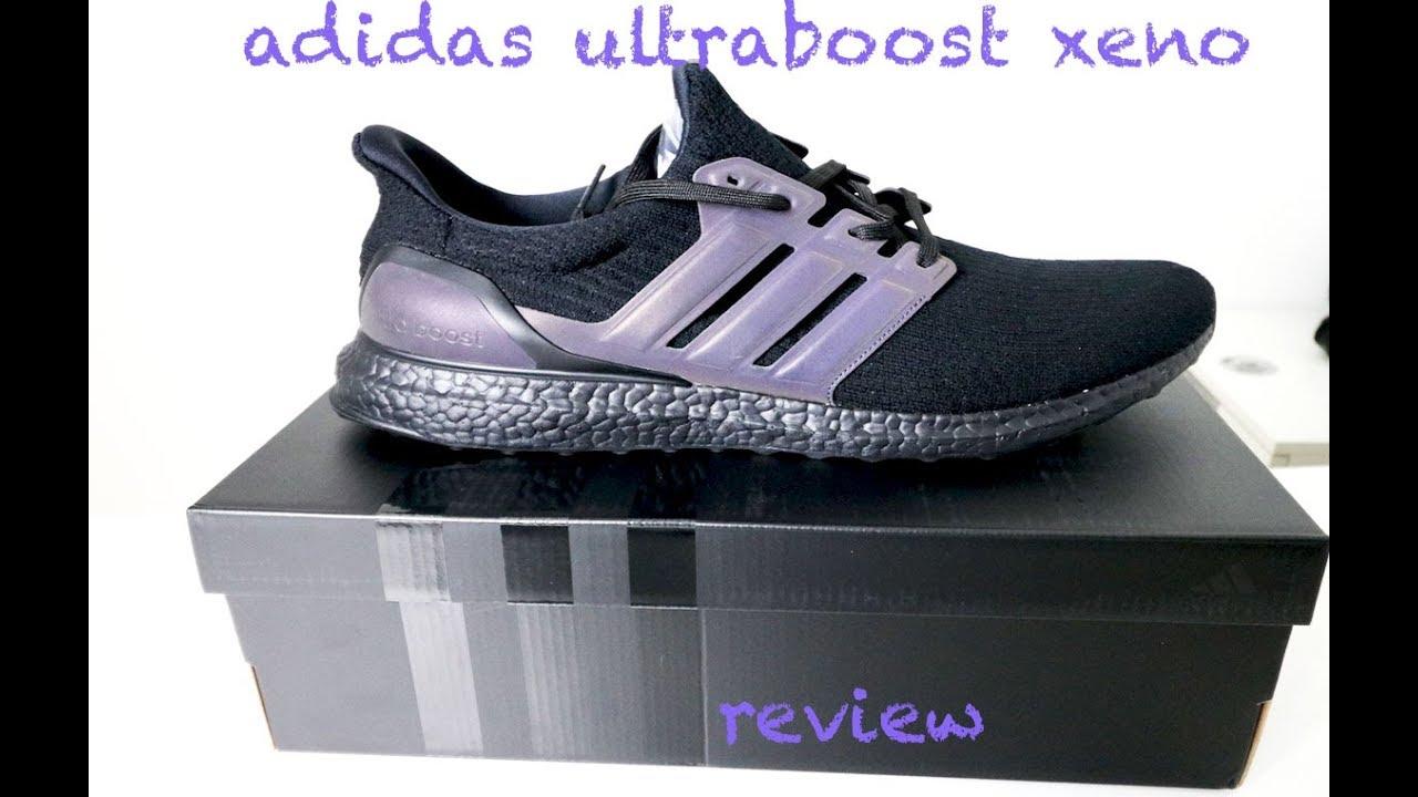5cc1a42fd Adidas ultraboost Xeno review - YouTube