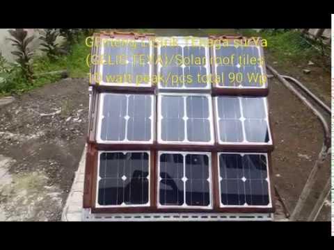 Gelis teya001 (DIY Roof Tiles)
