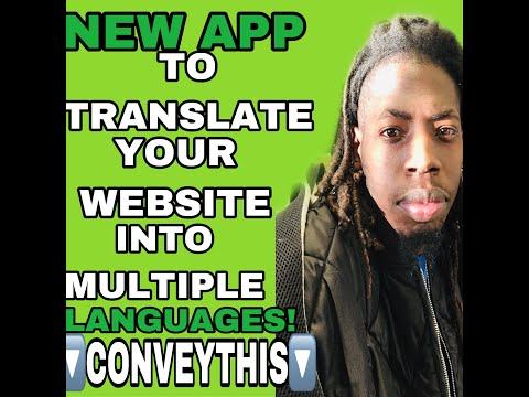 How to translate your Shopify store to multiple languages with ConveyThis thumbnail