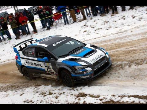 2015 100 Acre Wood Rally - Day 2 Summary