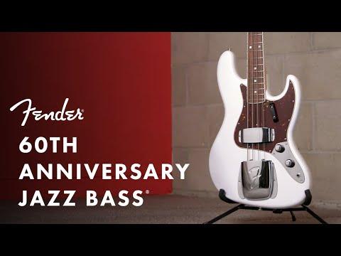 60th Anniversary Jazz Bass | Fender
