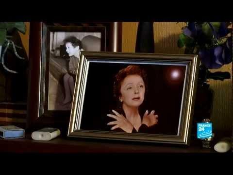 Emission Spéciale France 24 : Edith, 50 ans de vie en Piaf
