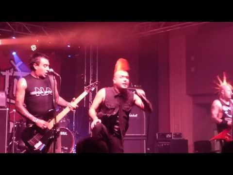 "The Casualties -  We Are All We Have ""Live@Rebellion Festivals"""