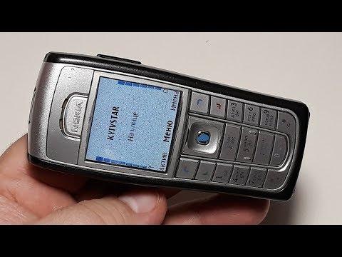 Кот в мешке Nokia 6230i. Проверка. Тесты. Игры. Ретро мелодии