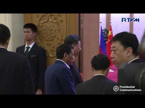 Bilateral Meeting with President Xi Jinping of China