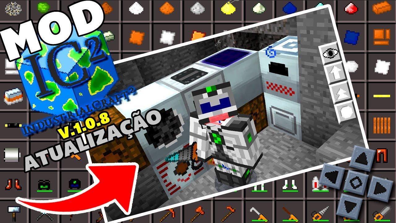 Industrial Craft Minecraft Pe