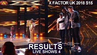 X-Factor UK 2018