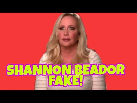 Shannon Beador FAKE EXCITEMENT over Heather Dubrow Return! Plus RHOC premiere TEA!