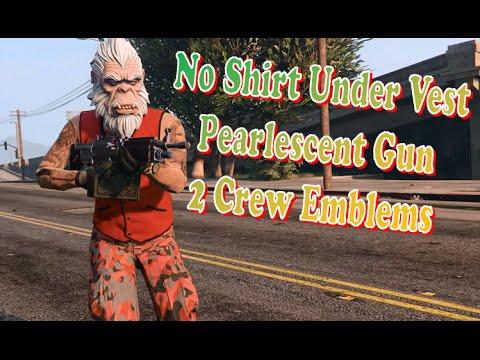 gta v how to get utility vest glitch