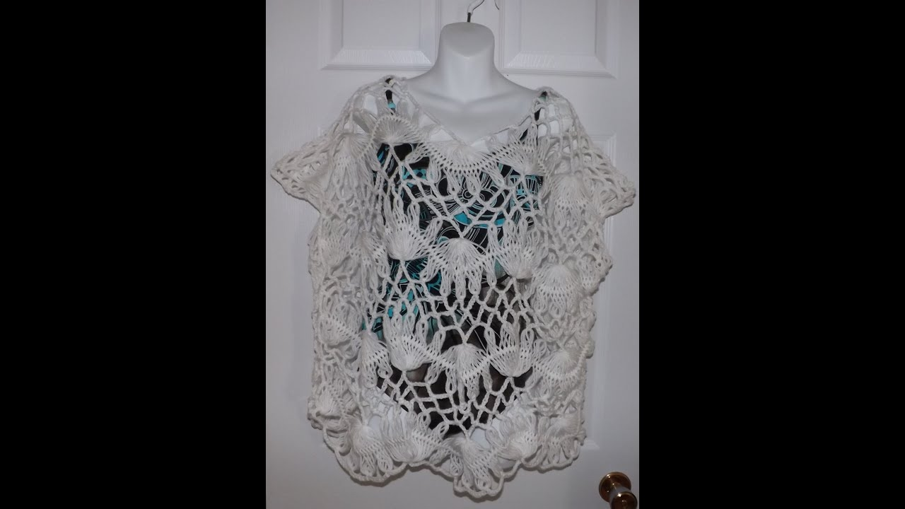 3f187205d1f4e Hairpin Lace Summer Blouse Part 2. Ruby Stedman