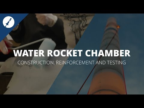 DIY: How to build Pressure Vessels with Reinforcement for Water Rockets