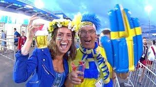 КРУТО В СОЧИ!!! СУПЕР ШОУ: ГЕРМАНИЯ - ШВЕЦИЯ! ЧЕМПИОНАТ МИРА ПО ФУТБОЛУ 2018  ФУТБОЛ FOOTBALL FIFA