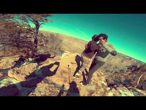 Kizomba - Kyaku Kyadaff- Carlito Eddyvents and Lucia Nogueira dancing Kizomba in Grand Canyon