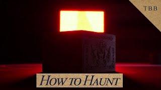 The Bizarre Briefing - How to Haunt - October 2017