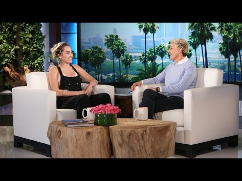 Miley Cyrus on Marriage and Equality – Extended Cut