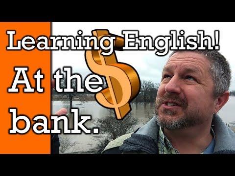 Cách nói tiếng Anh tại Ngân hàng