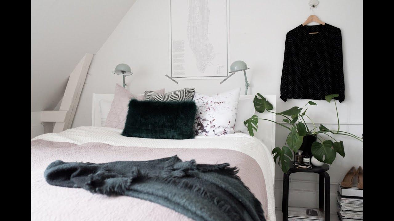 Master Bedroom Tour Fashion Inspired Decor Youtube