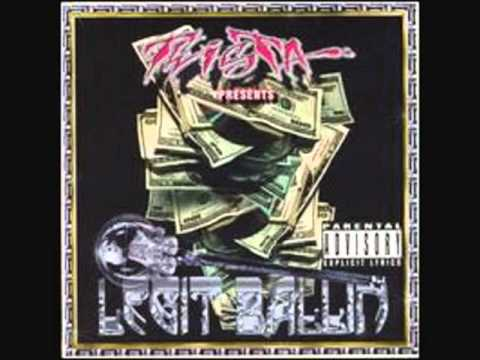 Twista Presents Legit Ballin - Piece Of Mind (Explicit)