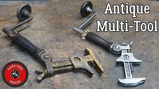 Antique Multi-Tool [Restoration]