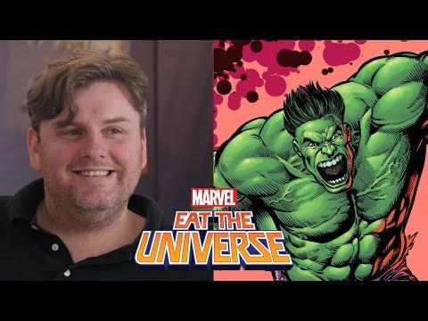 Hulk Smashed Potatoes with Tim Dillon | Eat the Universe