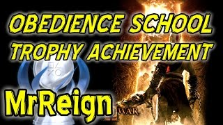 God Of War Iii Remastered - Obedience School - Trophy Guide
